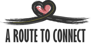 route to connect project logo