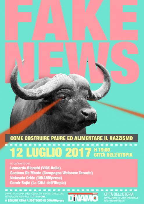 fake news event