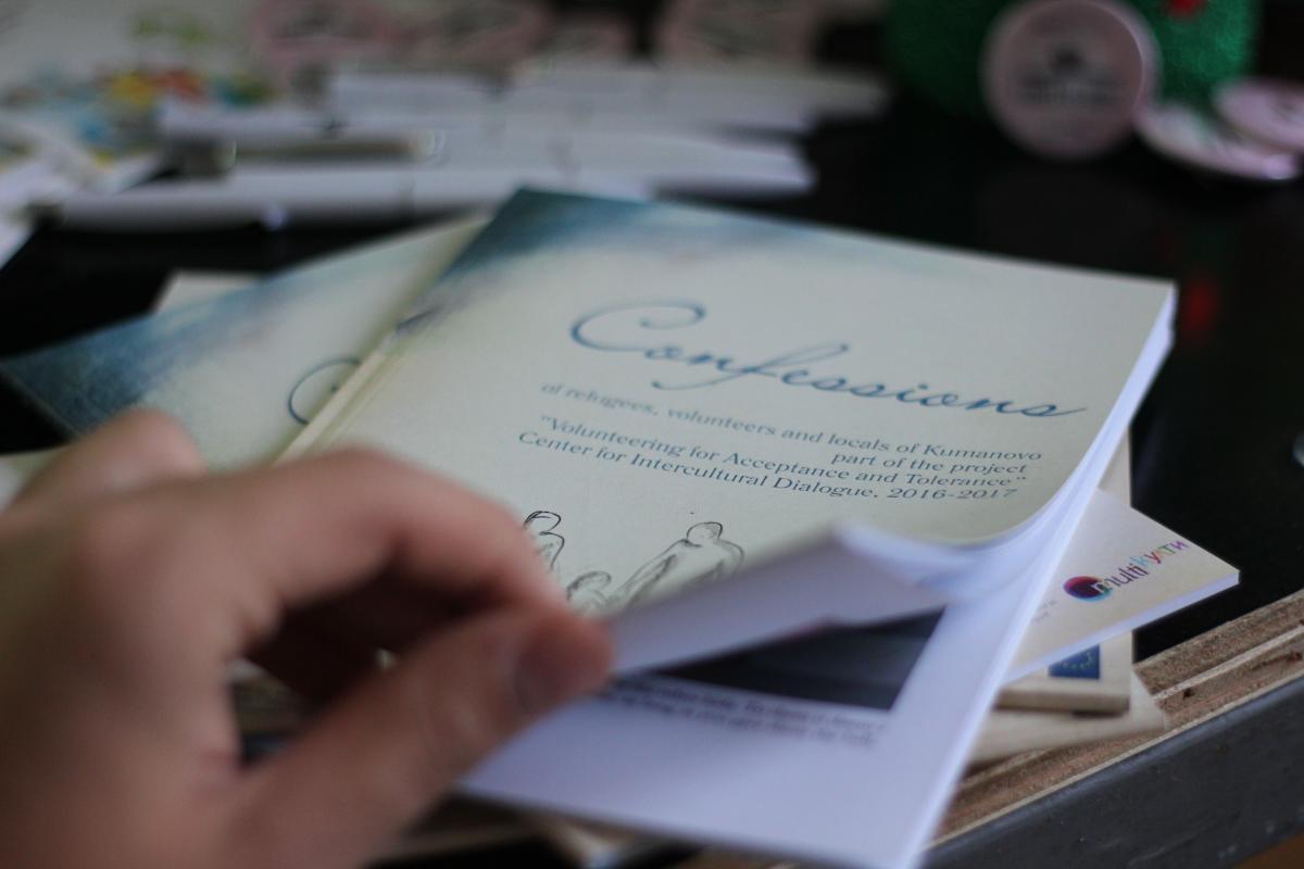 """""""The Journey"""" - a publication event"""