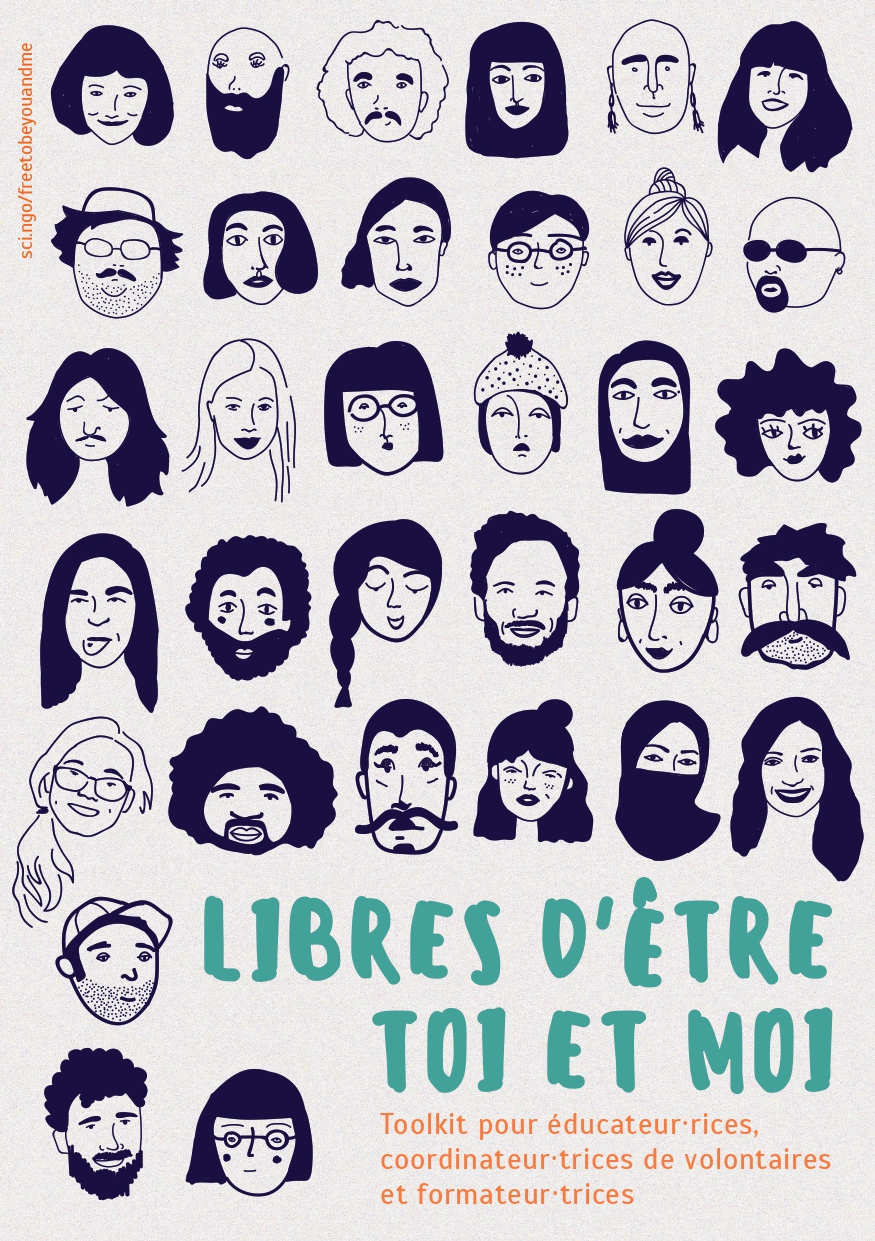 Free to be you and me – short French