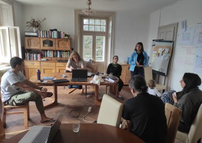 Wikipedia for peace – workcamp on climate justice
