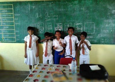 Mike in Sri Lanka