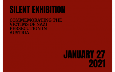 Silent Exhibition on International Holocaust Remembrance Day