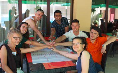 Volunteering Projects Management seminar in Bulgaria