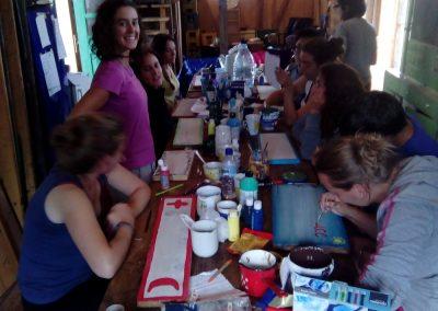 Experience of a camp coordinator