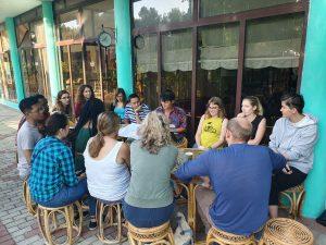 SCI Exchange Platform Meeting 2019 in Albania