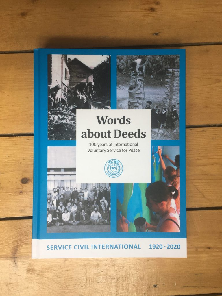 Words about Deeds cover