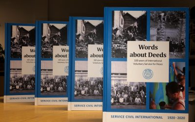 "Join the reading club : ""Words about deeds"""