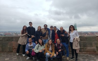 Young volunteers across Europe are Ready to Take Off