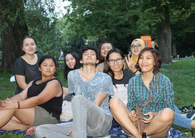 SCI Summer camp