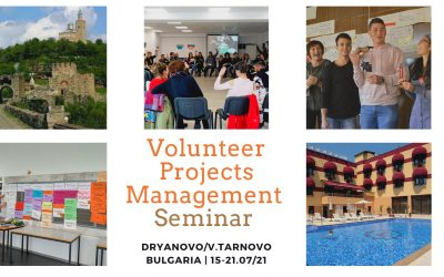 Call for participants: Seminar on Volunteering Projects Management