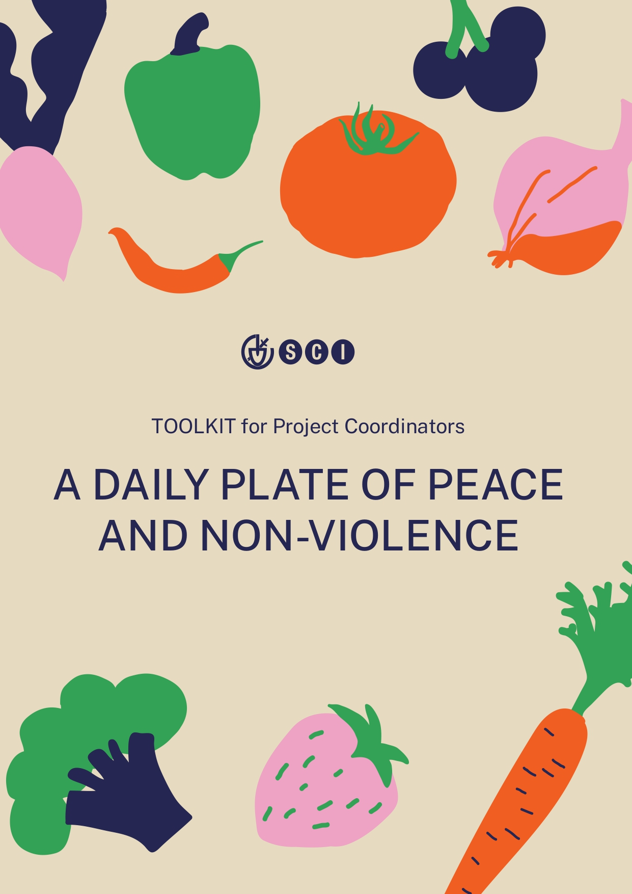 A daily plate of peace and non-violence: Toolkit