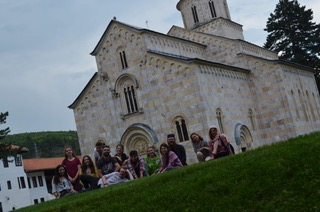 Relaxation, spirituality and excitement in Draganac Monastery