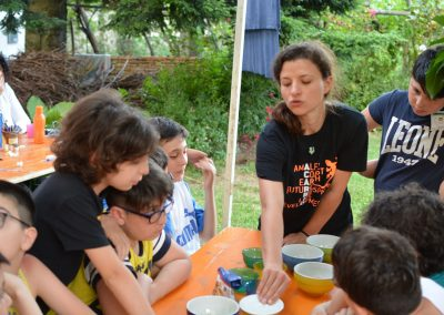 One year as an ESC volunteer in Tramonti, Southern Italy