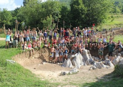 Volunteer summer in the Mountains of the Balkans