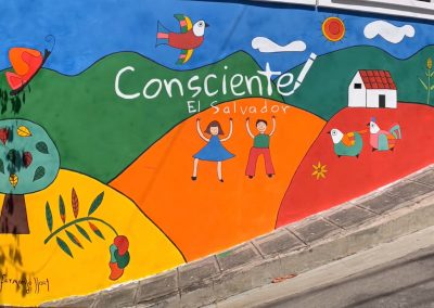 Memories of volunteering from El Salvador