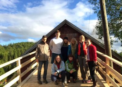A Thank you letter from a workcamp with SCI Norway